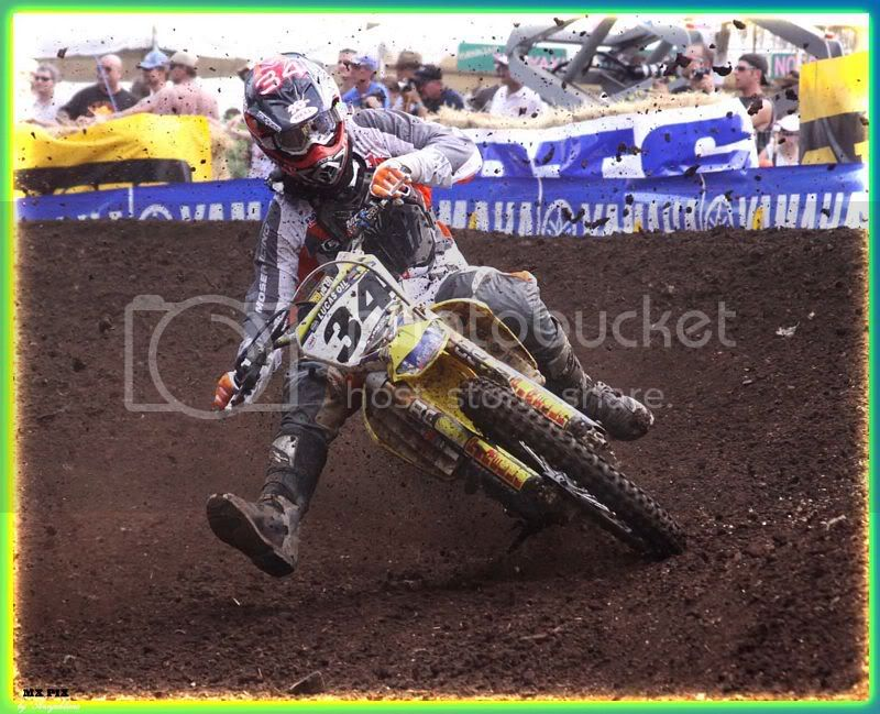 Washougal, Round 8 of the MX Nationals; My 450 Scribble - Photo 5 of 23